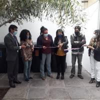 Seremi de Medio Ambiente e Instituto de Previsión Social IPS Inauguraron Punto Verde de Reciclaje en sucursal Iquique.