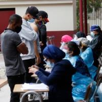 Migración irregular: Gobierno llama a aprobar proyecto de Ley e intendente gestiona acciones con Minsal