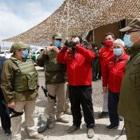 Subsecretario Galli viajó hasta Colchane para conocer la realidad del trabajo fronterizo
