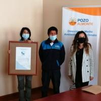 Pozo Almonte obtiene certificación ambiental municipal (Scam)