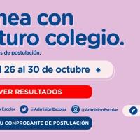 Sistema de Admisión Escolar en Tarapacá se efectuaron 11.022 postulaciones.