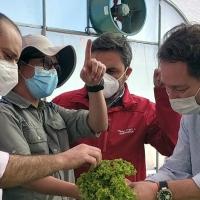 Director Nacional de CONADI visitó a emprendedores urbanos y agricultores indígenas en la Región de Tarapacá