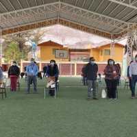 Reconocen a seis pobladoras de Camiña en el Día Internacional de la Mujer Rural
