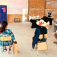 Innovación y tradición fueron destacadas en saludo de la mujer rural