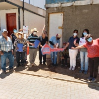 Bienes Nacionales de Tarapacá ha entregado 37 títulos de dominio a domicilio durante la pandemia