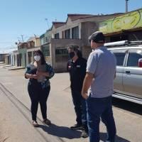 Jóvenes del barrio Nueva Esperanza se destacaron en el proceso de diseño participativo de obras