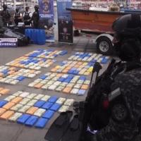 Fiscalía y Armada desarticulan banda que ingresaba droga vía marítima desde Perú