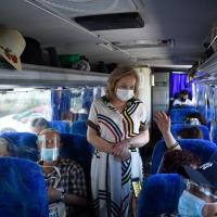 """Primera Dama anuncia regreso del programa """"Vacaciones Tercera Edad"""""""
