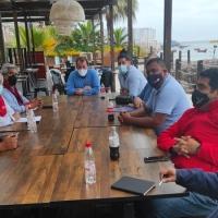 Rubro gastronómico plantea la crítica situación del sector al intendente