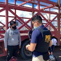 PDI Tarapacá detiene a dos Bolivianos por contrabando e ingreso clandestino al país