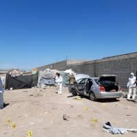 En prisión preventiva quedaron dos hombres por apuñalar y dar muerte a víctima en Hospicio