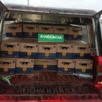 Detenido por contrabando transportaba más de 17 mil litros de cerveza hacia Bolivia