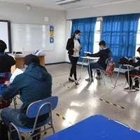 Solo el 15% de los colegios que volvieron a clases presenciales tuvo algún caso de Covid