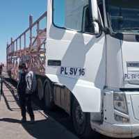 MTT Tarapacá refuerza controles vehiculares en tramos rurales