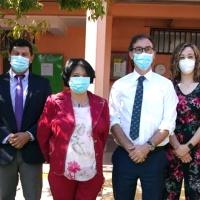 Mineduc entrega 13 mil millones para mejorar los espacios físicos de los colegios públicos y adaptarse a protocolos sanitarios