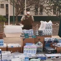 Carabineros realiza servicios focalizados y preventivos en la comuna de Alto Hospicio