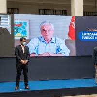Presidente Piñera promulga ley que sanciona como delito el uso, venta y fabricación de fuegos artificiales