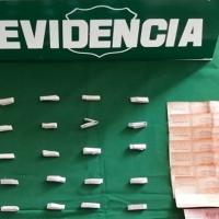Dos detenidos por microtráfico en la comuna de Alto Hospicio
