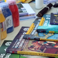 Ministro y Superintendente de Educación recomiendan reutilizar útiles escolares del año pasado