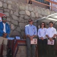 Quipisca activa proyecto FPA para mejorar calidad de vida en el valle