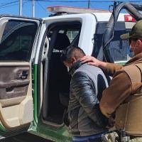 Carabineros de Colchane detiene a tres bolivianos por ley 20.000 y cohecho