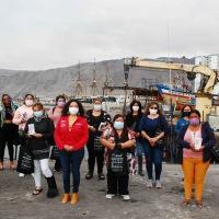 PRODEMU hace positivo balance al acompañar a 1.486 mujeres de Tarapacá durante la pandemia por coronavirus