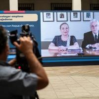 Presidente Piñera anuncia nuevo Subsidio Protege para el cuidado de menores de 2 años