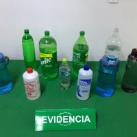 Fiscalización del OS 7 logró la detención de 3 Venezolanos por tráfico de drogas