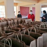 Junaeb Tarapacá alcanzará la entrega de 589 mil canastas de alimentación escolar durante la pandemia