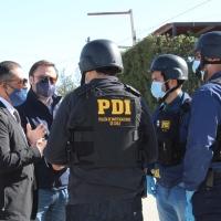 Condenan a otros tres miembros de banda dedicada al contrabando y robo en Huara