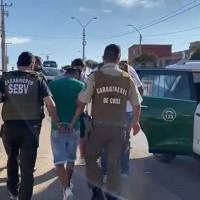 Detienen a jóvenes que intentaron evadir control policial portando elementos para cometer ilícitos