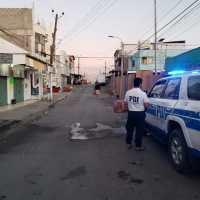 PDI investiga balacera que dejó dos heridos en sector comercial de Alto Hospicio