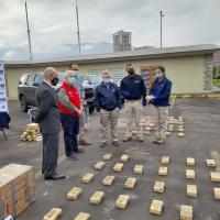 Detienen a poderoso narcotraficante Boliviano que movió más de 1,5 toneladas de drogas en menos de un año