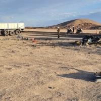 Fiscalía formalizó a chofer de camión que colisionó auto causando muerte de una familia
