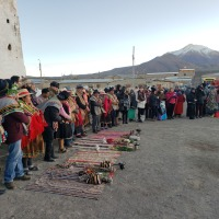 En el poblado ceremonial de Isluga se celebrará el Machaq Mara