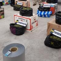 Nuevo golpe al narcotráfico: Fiscalía y PDI detienen banda que abastecía a Santiago