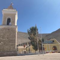 Establecen cordón sanitario en poblado de Tarapacá