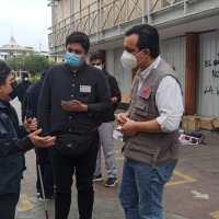 Reemplazarán más de 15 mil metros cuadrados por veredas inclusivas en el centro de Iquique
