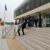PDI Tarapacá detiene a 4 sujetos en bar de la península por exhibir armas y microtráfico