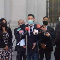 Crisis migratoria: Gobernador de Tarapacá presentó recurso de protección en contra del Presidente Piñera