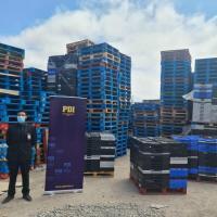PDI Tarapacá detiene a pareja por sustraer más de 15 millones en cajas desde supermercado