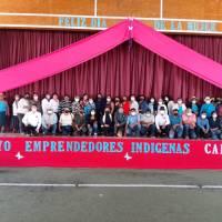 Emprendedores indígenas reciben subsidios mediante el convenio CONADI y la Municipalidad de Camiña.