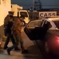 Carabineros detiene a dos individuos por robo con intimidación, receptación y uso malicioso de instrumento público