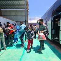 Seremi de Salud amplía cupos para realizar aislamiento efectivo para migrantes