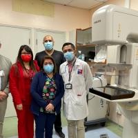 Hospital de Iquique conmemora el Día Mundial del Cáncer de Mama con llamado a la detección precoz
