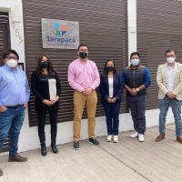 Corporación Tarapacá fortalecerá cartera de proyectos municipales
