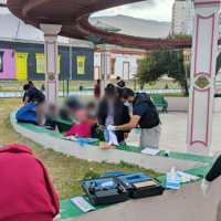 PDI Tarapacá realizó fiscalizaciones de extranjeros en borde costero y terminal de buses